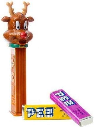 Reindeer Pez Dispensers