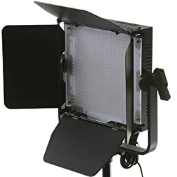 ePhoto 600 LED Photo Studio Panel Video Light Panel Camera Studio Lighting FST600S NEW