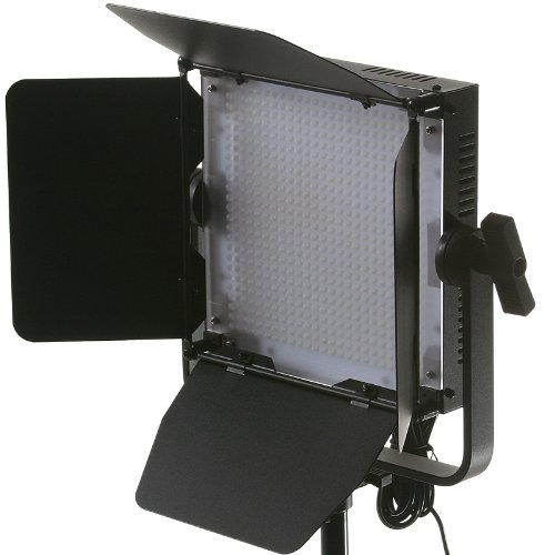 - ePhoto 600 LED Photo Studio Panel Video Light Panel Camera Studio Lighting FST600S NEW