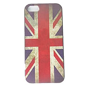 Buy The British Flag Design Hard Cases for iPhone 5/5S