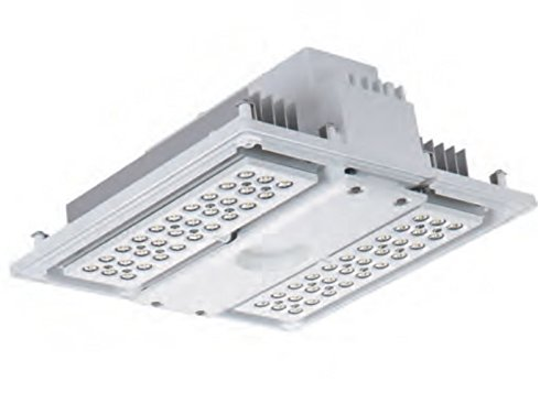 Cree FLD-304-40-YM-06-D-UL-WH-700 LED Flood Luminaire with 40 Degree Optic