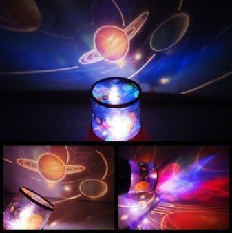 Firefly LED colorida Universo Maestro proyector de estrellas Noche ...