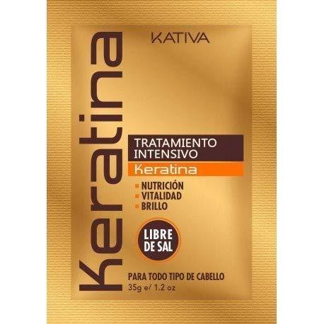 Kativa Tratamiento - 35 gr: Amazon.es