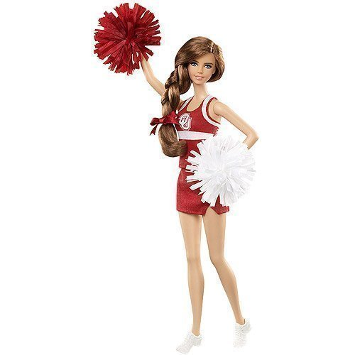 Barbie University of Oklahoma Doll