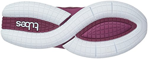 K-swiss Womens Tubes Infinity Cmf Sneaker Beaujolais / Bianco