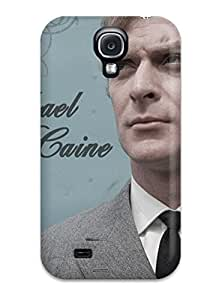 Premium Galaxy S4 Case - Protective Skin - High Quality For Michael Caine