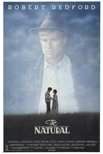 Image result for the natural film poster