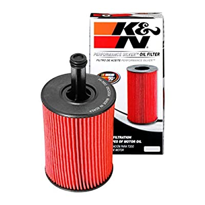 K&N Premium Oil Filter: Designed to Protect your Engine: Fits Select 2001-2014 VOLKSWAGEN/AUDI/SEAT (Beetle, Golf, Jetta, CC, Bora, Passat, Eos, Eurovan, R32, A3, Quattro, TT, Alhambra), PS-7031: Automotive