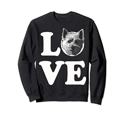 (I Love My Westie Westy Dog Sweatshirt For Gift)