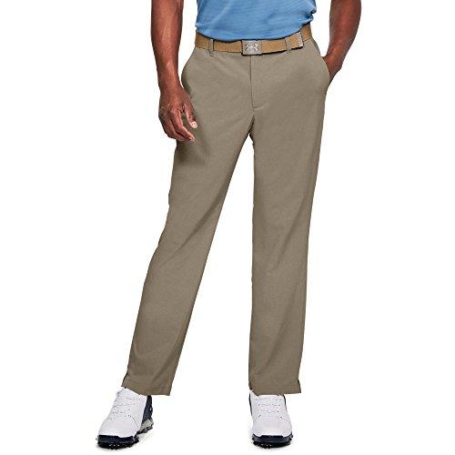 Under Armour Men's Showdown Vented Golf Pants, City Khaki/City Khaki, 34/30