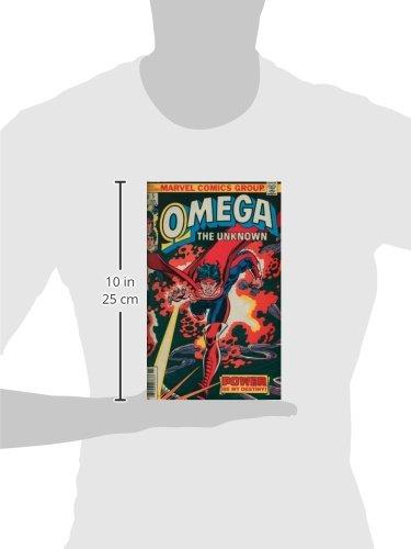 Amazon com: Omega: The Unknown Classic TPB (9780785120094