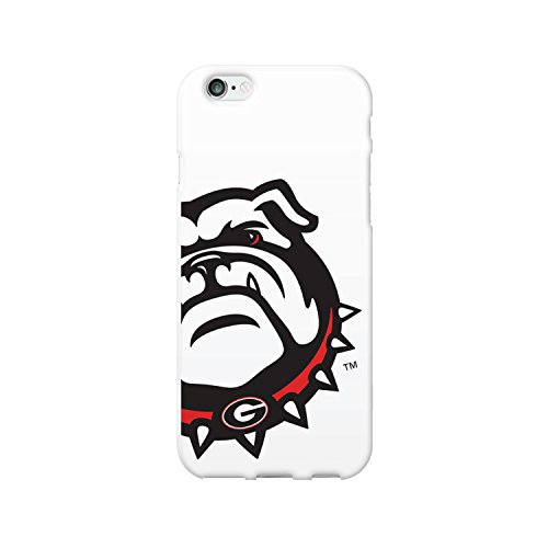 Georgia Mobile - OTM Essentials University of Georgia, Cropped Cell Phone Case for iPhone 6/6s - White
