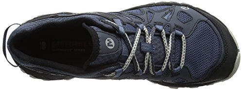 Merrell Men's All Out Blaze Aero Sport Water Shoes Blue (Slate Slate) 8vJYEDzq
