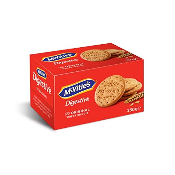 McVitie's Original Digestive Wheat Biscuit, 400g (Pack of 1)