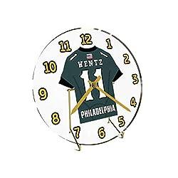 Carson Wentz 11 Philadelphia Eagles Desktop Clock - National Football League Legends Edition !!