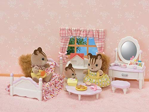 Calico Critters : Bedroom & Vanity Set