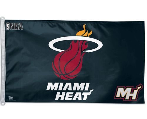 WinCraft Miami Heat NBA Banner Flag by WinCraft