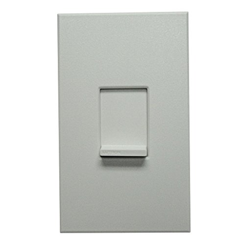 120/277 volt AC 0-10 volt DC Single-Pole White CFL Wall Dimmer Switch - Lutron 07197