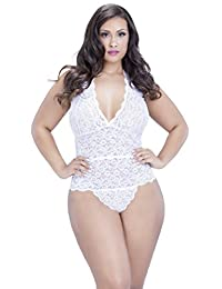Oh la la Cheri Women's Plus-Size Sophie Teddy