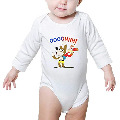 Scsdw Wdrt Unisex Long Sleeve Baby Onesies Bodysuit Jumpsuit