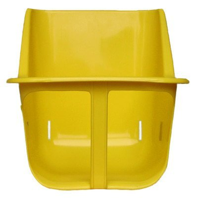 Toddler Table Replacement Seats - Kid's Replacement Seat Color: Yellow