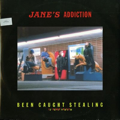 Been Caught Stealing [Vinyl]