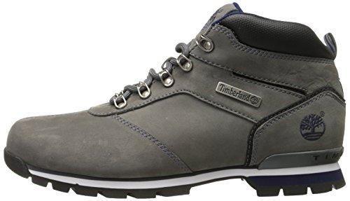 Timberland SPLITROCK 2 HIKER WHEAT 6158R - Zapatos de cuero nobuck para hombre 2