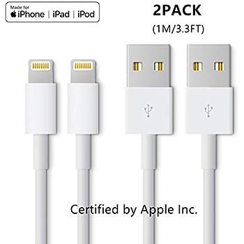Amazon.com: Apple iPhone/iPad Charging/Charger Cord ...