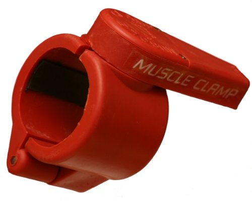 Athletic Specialties MCR Strength Muscle Clamp, Red (Pair) by Athletic Specialties (Image #2)