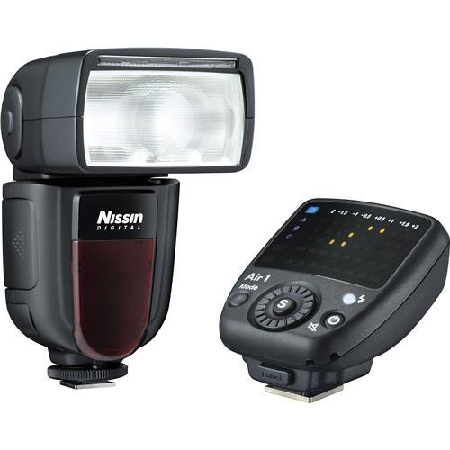 Nissin ND700AK-N DI700 Air and Air 1 Kit for Nikon (Black)