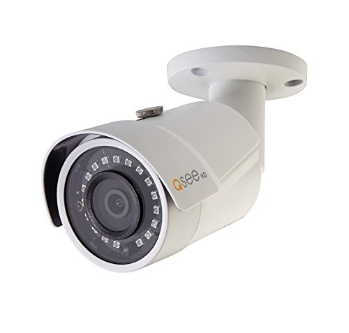 Q-See Home Security Add-On Camera (QCN8068BA) 4MP IP HD Bullet Security Camera, Night Vision, Indoor/Outdoor, App Review