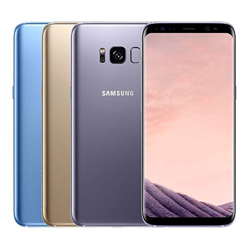 Samsung Galaxy S8 SM-G950FD 4GB RAM / 64GB ROM 5.8-Inch 12MP 4G LTE Dual SIM FACTORY UNLOCKED – International Stock No Warranty