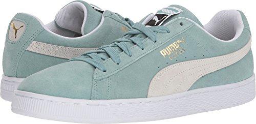 Puma Suede Classic Sneaker  Aquifer White  13 M Us