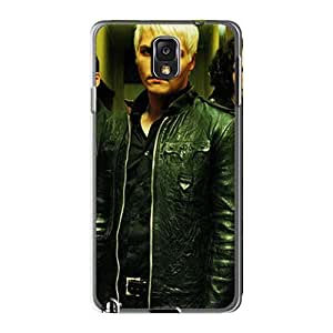 MansourMurray Samsung Galaxy Note3 Shockproof Phone Cover Custom Stylish My Chemical Romance Band Series [FRy14436xJab]