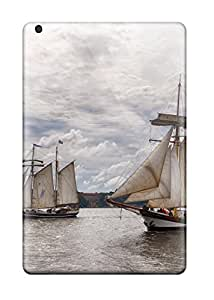 Durable Protector Case Cover With Sail Boat Hot Design For Ipad Mini/mini 2