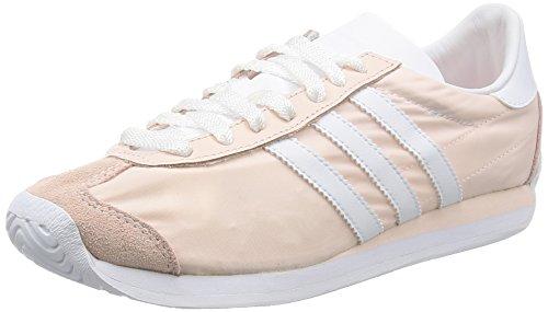 Adidas Originaler Country And Dame Trænere Sneakers Sko Lyserød zunjgB3