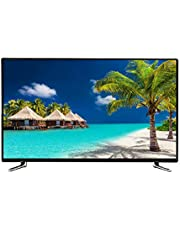 $395 » CYYAN TV 32-inch LCD TV 4K Ultra HD HDR Smart Android TV Ultra Narrow Border TV (Black)