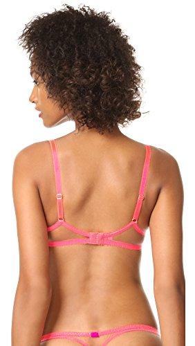 Agent Provocateur - Sujetador adhesivo - para mujer Nude/Pink