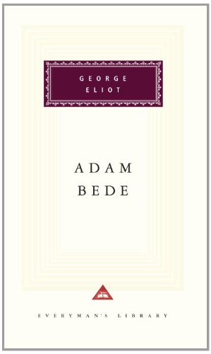 book cover of Adam Bede