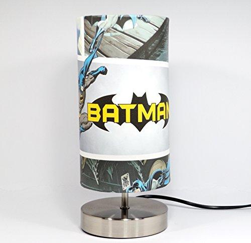 Elegant Batman Lamp Light Lampshade Bedside Table Desk Lamp Lamps Night Light Boys  Kids Childrenu0027s Bedroom Accessories Gifts Marvel Comic Joker: Amazon.co.uk:  ...