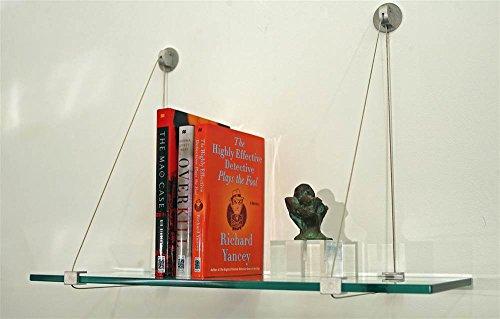 28 glass shelves - 8