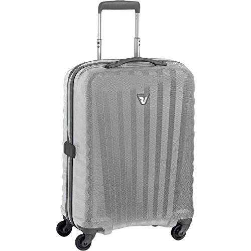 roncato-uno-zsl-22-international-zippered-carry-on-polycarbonate-spinner-one-size-silver