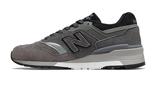 New Balance Mens M997brk Grey