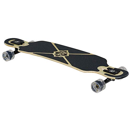 "DB Longboards CoreFlex Compound V2 42"" Flex 3 Bamboo Fibergl"