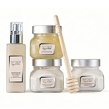 Amazon.com: Laura Mercier – Body & baño Luxe Cuarteto ...