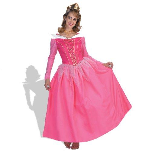 Deluxe Aurora Adult Costumes (Aurora Prestige Costume - Large - Dress Size 12-14)