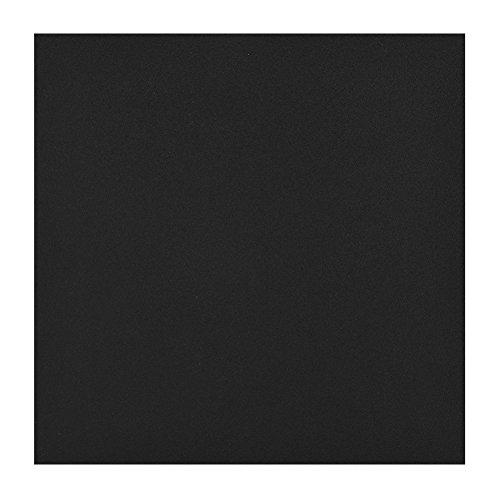 Accesorios de Impresora 3D, Tablero de Aluminio de Cama Caliente, Cinta Engomada Adhesiva Helada 200mm Redonda Negro