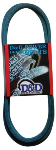 D&D PowerDrive M143923 RYAN Equipment Kevlar Replacement Belt, 5LK, 1 -Band, 121