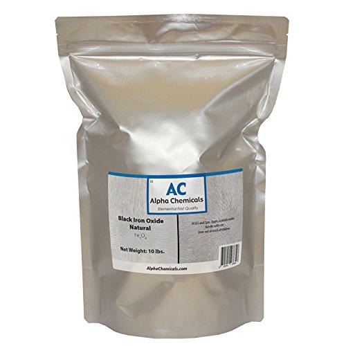 black iron oxide - 3