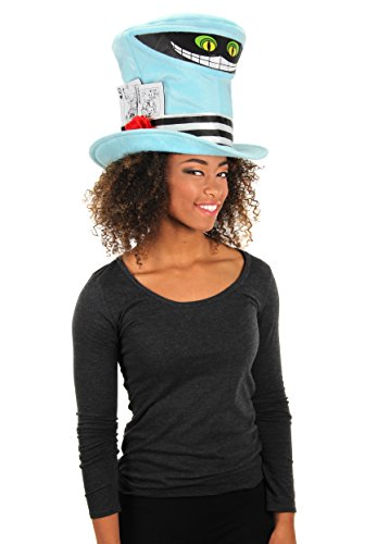 elope Cheshire Cat Mad Hatter Hat (Mad Hatter Alice In Wonderland Costume)